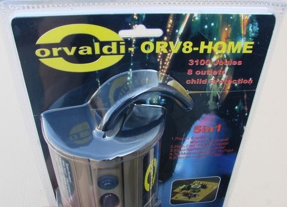 ORVALDI ORV 8 Home Theatre